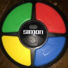2015 Hasbro Simon Says Electronic Black Handheld Memory Game Tested Works