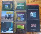 NEW MFSL Mobile Fidelity & Other ALAN PARSONS 24k Gold 7 CD Collection SEALED!!
