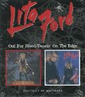 Lita Ford - Out for Blood/dancin' On the Edge *NEW* CD