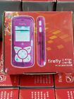 Lot of 75 Firefly Mobile glow Phone Pink Unlocked Cellular Phone