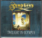 SYMPHONY X Twilight In Olympus (CD 1998) 8 Songs Special Edition Germany Digipak