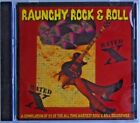 RAUNCHY ROCK AND ROLL - CD - RATED X - BRAND NEW
