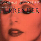 Sarah Brightman/Andrew Lloyd Webber : Surrender: THE UNEXPECTED SONGS CD (1995)