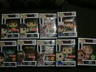 Funko Pop 8-Bit Stranger Things Complete Set Exclusive Chase Will W Protectors