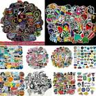 50PC Random Cool Decal Graffiti Sticker Bomb Laptop Waterproof Stickers Skate