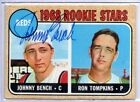 Johnny Bench Card and Memorabilia Guide 30