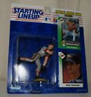 1993 STARTING LINEUP 68077 -MIKE MUSSINA * BALTIMORE ORIOLES 2- MLB SLU 2 CARDS