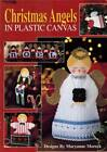Christmas Angels Plastic Canvas PATTERN Holiday Gifts Heavenly Home Decor NEW