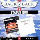 Status Quo : If You Cant Stand the Heat 1982 CD Expertly Refurbished Product
