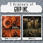 GRIP INC. - POWER OF INNER STRENGTH/NEMESIS NEW CD