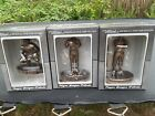 Negro League Tribute Figurines Lot of all 3 MINT in Box 2006 Hartland Numbered