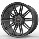 19 MOMO RF 10S Gray 19x85 19x10 Wheels Rims Fits Lexus IS200 IS250 IS350