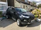 LARGER PHOTOS: Ford Ecosport Titanium Turbo 1.0L Petrol 40,000 miles Black