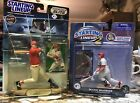 MARK McGWIRE 2000/2001 Starting Lineup 2 & Elite Figures NIB