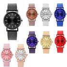 Quartz Casual Watch Woman's High-end Glass Life Waterproof Distinguished Gift