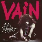 Vain-No Respect CD NEW