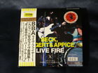 JEFF BECK EMPRESS VALLEY CD BECK BOGERT AND APPICE LIVE FIRE ANTHOLOGY F/S