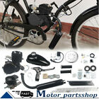 NEW 50cc 2 Stroke Motor Engine Kit Gas for Motorized Bicycle Bike Black Hot MS