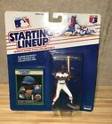 1989 STARTING LINEUP DARRYL STRAWBERRY MINT ON CARD