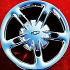 SET OF 4 CHROME 19 20 CHEVROLET SSR OEM FACTORY WHEELS RIMS TRAILBLAZER 5166