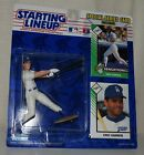 1993 STARTING LINEUP 68086 -ERIC KARROS * LOS ANGELES DODGERS- MLB SLU 2 CARDS
