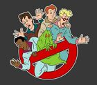 The Real Ghostbusters Iron On Transfer Light or Dark Fabrics 5 x 7 size