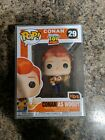 Funko Pop! TBS Toy Story Conan As Woody #29 SDCC New With Protector *IN HAND*