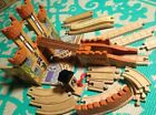 Wooden THOMAS & FRIENDS Discontinued KING OF THE RAILWAY Castle Train Tracks Set