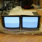 Panasonic Black & White CRT Video Monitor Model TR-930/TR-931/TR-932, NOS w/ Box