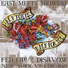 DISAVOWED/FED UP! - DISAVOWED/FED UP [SPLIT CD] NEW CD