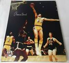 Jerry West Signed 16x20 Canvas (Los Angeles Lakers, HOF) Mounted! JSA COA