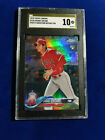 2018 Topps Baseball Factory Set Chrome Rookie Variations Gallery 26