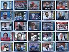 1985 Topps Football Cards Complete Your Set You U Pick From List 201-396