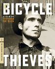 BICYCLE THIEVES Criterion Collection Blu ray Vittorio De Sica NEW SEALED
