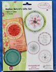 JustRite Stamps Mother Natures Gifts Set New