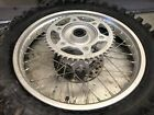 1996 Honda XR250R XR 250 XR250 Rear Wheel Rim 1997 1998 1999 2000 01 02 03 04