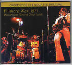 CCR CREEDENCE CLEARWATER REVIVAL FILLMORE WEST 1971 BAD MOON RISING OVER LODI