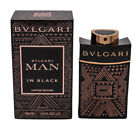 Bvlgari Man In Black Essence by Bvlgari EDP Cologne for Men 3.4 oz New in Box