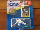 1991 Kenner SLU Starting Lineup OZZIE GUILLEN  Figure PLUS CARD AND COIN