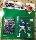 1995 SCOTT MITCHELL #19 Detroit Lions NM+ Rookie  Starting Lineup
