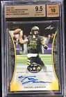 2018 Leaf Metal US Army All-American Bowl Football Cards - Trevor Lawrence Autographs 20