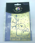 LASTING IMPRESSIONS WINTER WONDER EMBOSSING TEMPLATE NEW