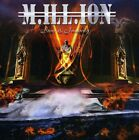 Million (M.ill.ion) ~ Sane & Insanity  New Sealed CD METAL HEAVEN 2011 RELEASE #