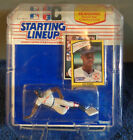 1990 Kenner SLU Starting Lineup Ellis Burks Boston Red Sox NIB NOS