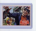 1966 Topps Batman A Series Red Bat Trading Cards 8