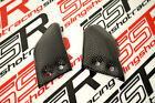 Ducati Monster S2R 800/1000 S4R S4RS Heel Foot Plate Guards Shields Carbon Fiber