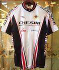 Vintage MINT CHESINI Road Bike Italian Jersey Shirt Cycling Size V Large