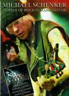MICHAEL SCHENKER / TEMPLE OF ROCK IN MANCHESTER HARD ROCK POPS MUSIC LIVE
