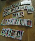 270 plus different topps blue grey football cards 1976 job lot huge collection