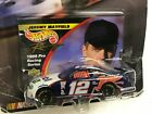 1:64 Jeremy Mayfield #12 Mobil 1  NASCAR Die-Cast 1999 DAYTONA EDITION Hotwheels